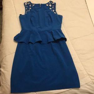 Women's Blue cocktail dress
